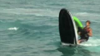 Maniobras en motos de agua