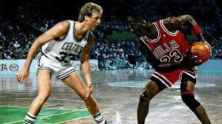 How Did Michael Jordan Do Against Larry Bird ?