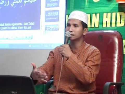 Ceramah Mantan Pendeta Hindu (Mualaf) Part 9.wmv