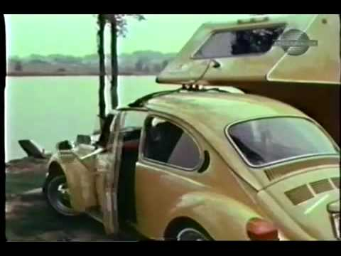 Beetle Camper 1974 Road Test Youtube
