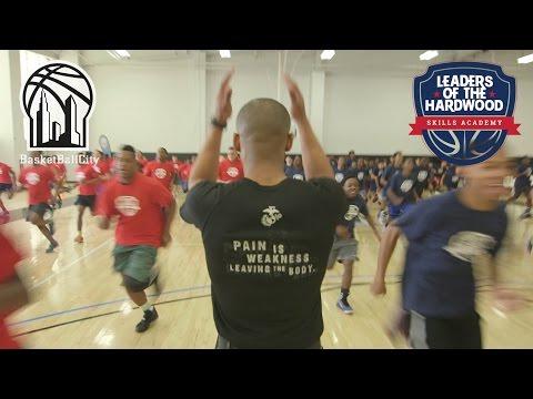 USMC Hardwood Skills Academy