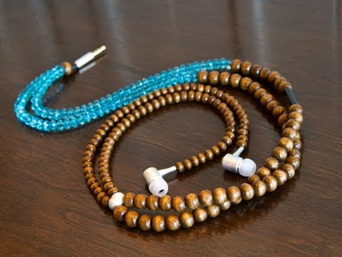 handcandy - Necklace Headphones