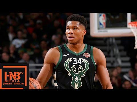 Milwaukee Bucks vs Chicago Bulls Full Game Highlights | 11.16.2018, NBA Season