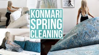 KONMARI SPRING CLEANING! Marie Kondo's Guide to Spring Cleaning