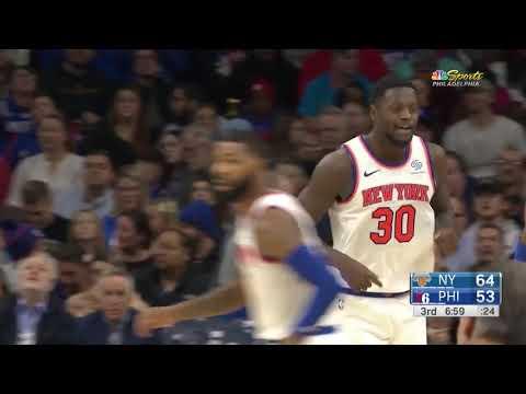 Knicks VS Sixers-11-20-19-Highlights