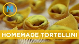 How to make the best homemade tortellini from scratch   Your Morning