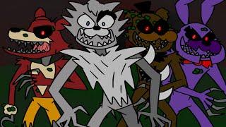 Twisted Animatronics (Five Nights at Freddy's Speedpaint)