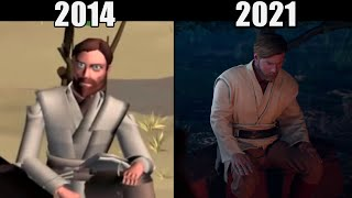 This FAN REMAKE of Unfinished Clone Wars Scenes is INCREDIBLE