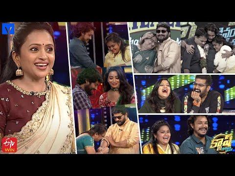Cash latest promo- 21st August 2021 - Pandu, Saketh, Jaffer, Bhanu Sri- Raksha Bandhan Special