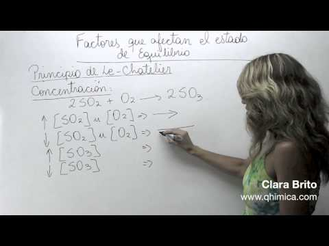 Equilibrio químico 6