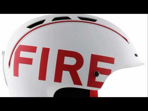 Bogner Fire+Ice Bogner Fire + Ice Freeride Ski Helmet In White