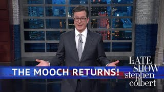 How POTUS Got His Mooch Back