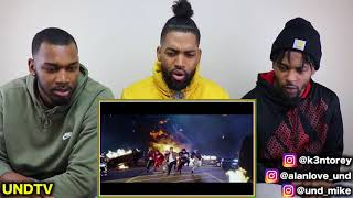 BTS (방탄소년단) MIC DROP (STEVE AOKI REMIX) [REACTION]