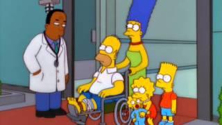 Homer Simpson Morphine