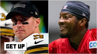 Is Drew Brees in danger of being replaced by Jameis Winston?   Get Up