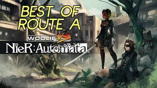 The Best Of Woolie VS NieR Automata [Route A]