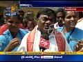 Babu Mohan Visits Durga Temple, Vijayawada