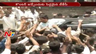 Jagan to meet farmers, displaced in capital city area toda..