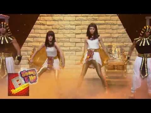 [HD] Shake It Up - Egyptian Dance (Shake It Up // Psych It Up)