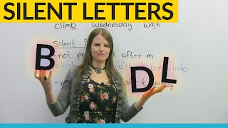 Silent Letters: When NOT to pronounce B, D, and L in English