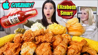 CHURCH'S FRIED CHICKEN + World's Hottest Pepper Hot Sauce CHALLENGE MUKBANG 먹방 | Eating Show