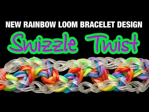 Rainbow loom  - Magazine cover