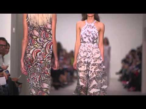 Azza Fahmy for Matthew Williamson London Fashion Week S/S '14
