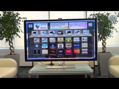 Обзор плазменного телевизора PANASONIC VT60