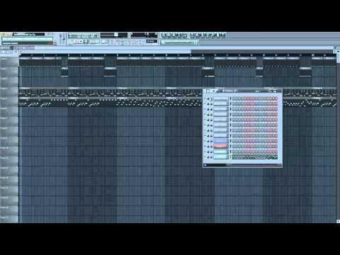 Tutorial: Como Hacer Una Pista De Bachata Parte 3 de 3 (FL Studios) By GK