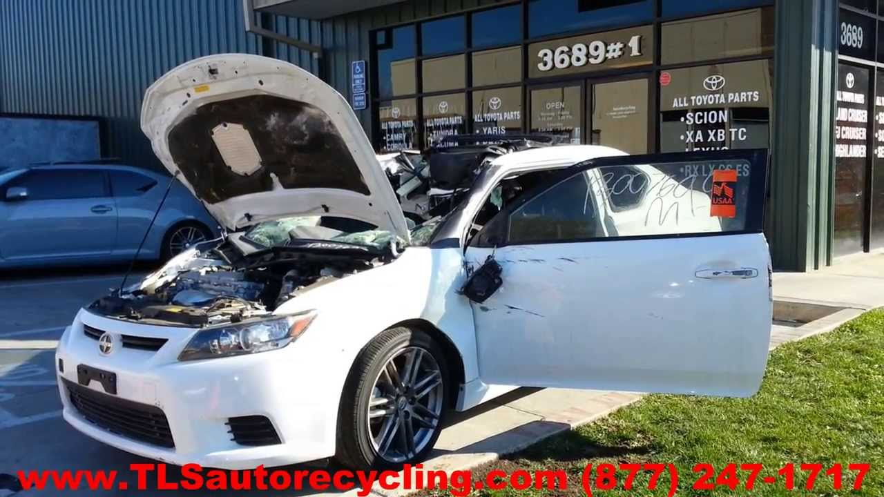 2011 scion tc fuel inject parts fuel injector 23250 26010. Black Bedroom Furniture Sets. Home Design Ideas
