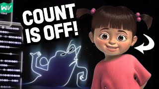 Pixar Theory: Boo Messed Up Terry's Count!