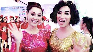 Lâm Khánh Chi, Lộ Lộ, Hoàng Đăng Khoa, La Kim Quyền chúc mừng MV LGBT của Lâm Thanh Thảo