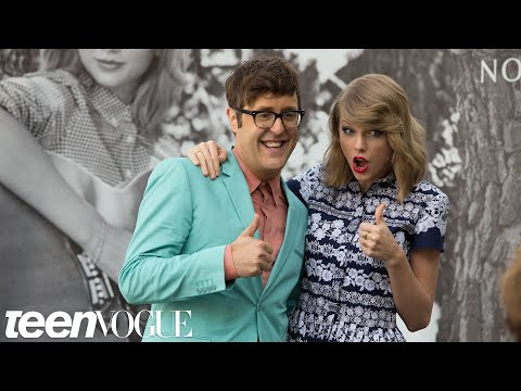 Taylor Swift on her Style Icons and Biggest Fashion Regret - Breakfast with Bevan - Teen Vogue