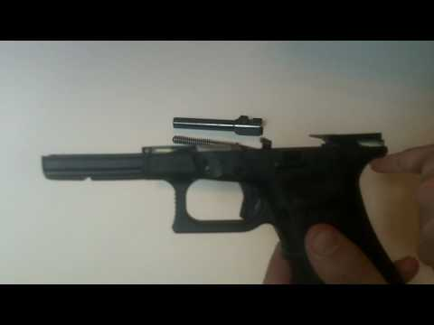 Disassemble / Reassemble a Glock (Glock 17)