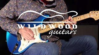 Fender Custom Shop Masterbuilt Jason Smith Wildwood 10 1969 Stratocaster  •  SN: R97638
