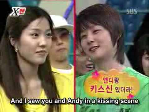 Xman Dangyunhaji   Lee Jin Vs Shin Hye Sung