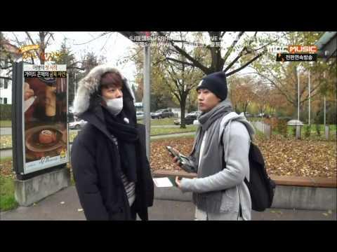[中字/720P] 141231 Super Junior 美好的一天 One Fine Day EP 1 Full