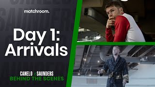 Fight Week, Day 1: Canelo vs Saunders (Behind the Scenes)