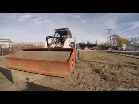 MBW | ATS/ATP SKID STEER ROLLER ATTACHMENT