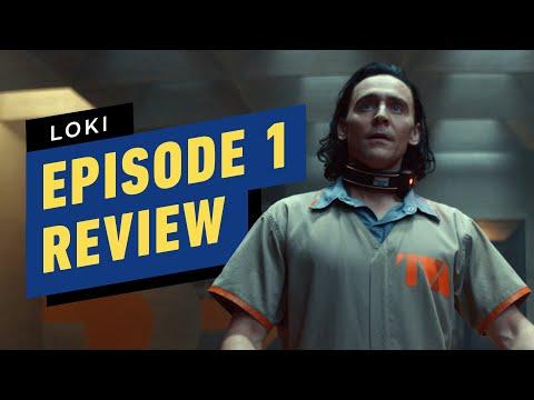 Loki: Episode 1 Review