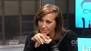 Donna Karan Doesn't Wear Other Designers' Clothes | Larry King Now | Ora.TV