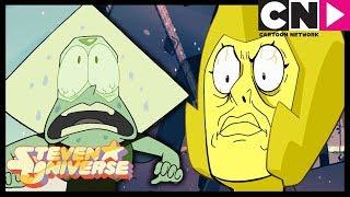 Steven Universe | Peridot Becomes A Crystal Gem! - Message Received | Cartoon Network