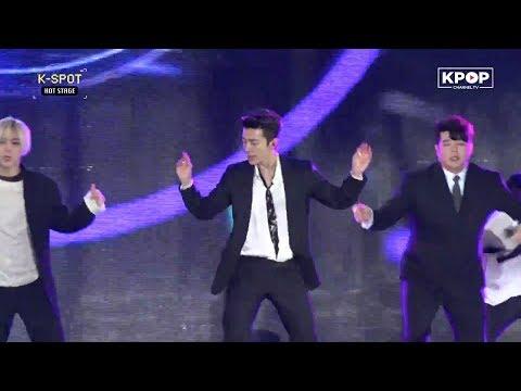 SUPER JUNIOR - Sorry, Sorry at K-POP World Festa 180224 #PyeongChang2018