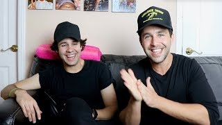 LOSING YOUR V CARD WITH DAVID DOBRIK! (AWKWARD FIRST TIME)
