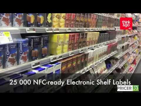 NFC in Casino stores in 2012