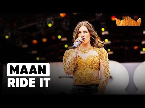 Maan - Ride It | Live op 538Koningsdag 2018