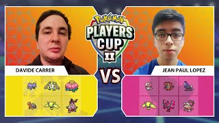 Pokémon Players Cup II: VG Winners Bracket Finals