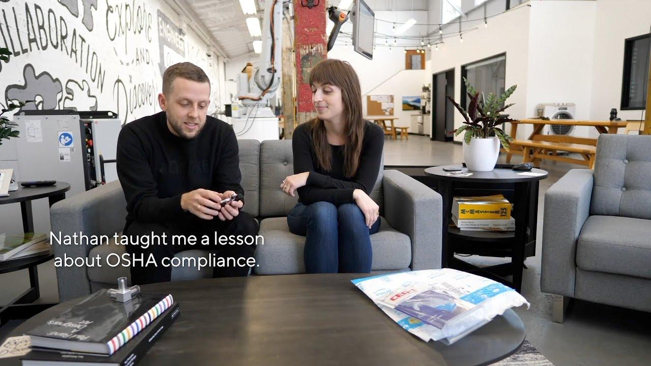 A Lesson in OSHA Compliance