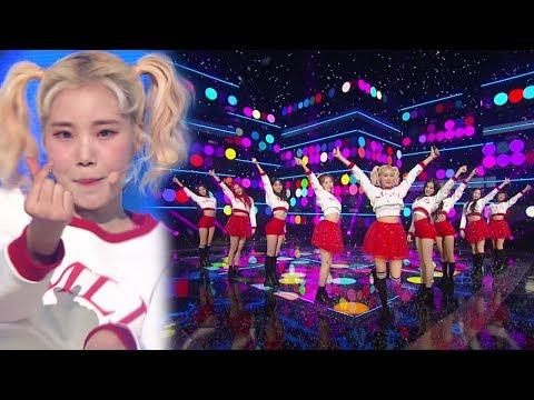 《EXCITING》 MOMOLAND(모모랜드) - BBoom BBoom(뿜뿜) @인기가요 Inkigayo 20180114