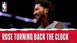 Best of Derrick Rose | Part 1 | 2019-20 NBA Season